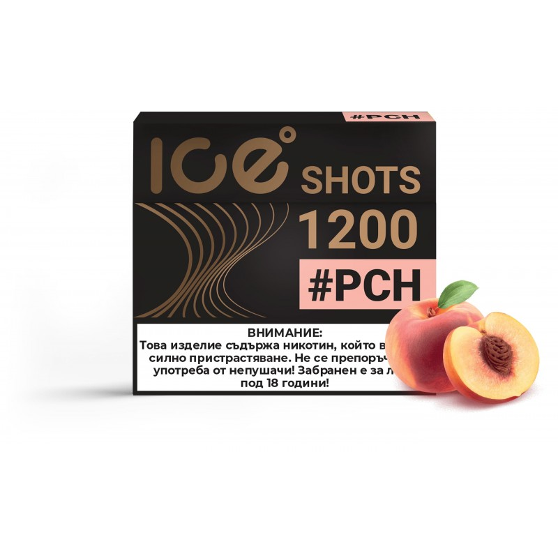 Пълнителите ICE Shots /3бр/ ПРАСКОВА